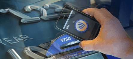 Host Merchant Services image for Mobile Payments