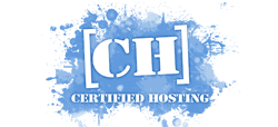 Certified Hosting Logo