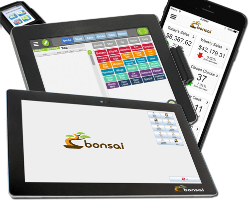 Bonsai POS Sales Tools