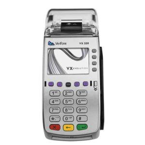 Verifone VX520 VX 520 credit card machine