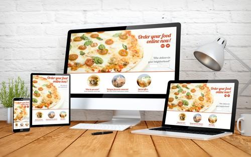 Online ordering order food online