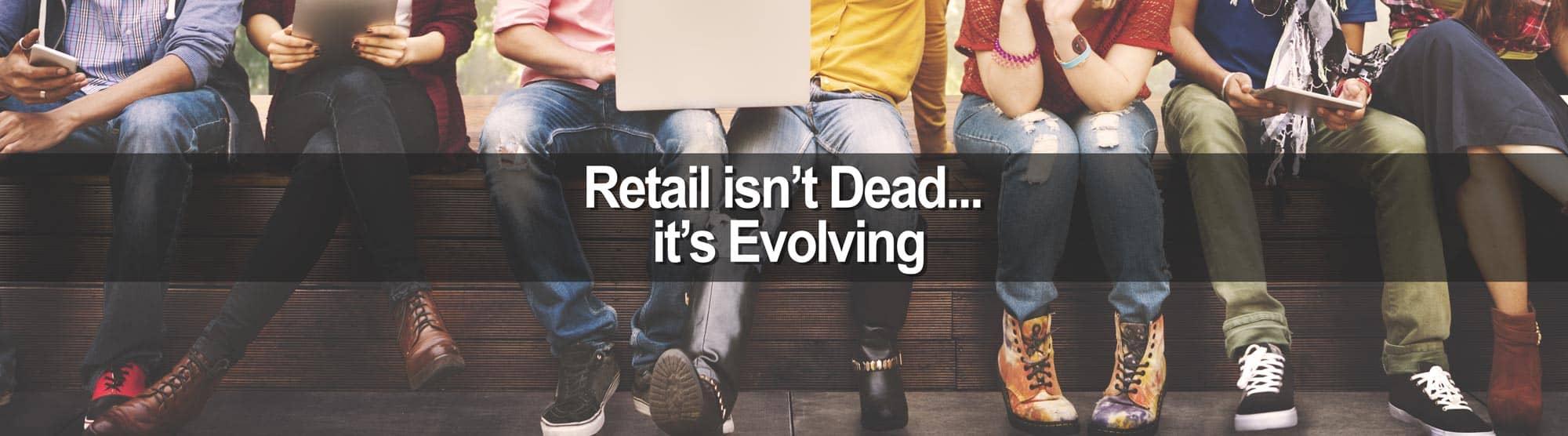 Millennials cause retail to evolve