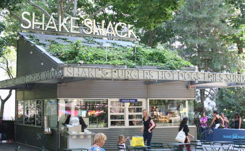 NYC Shakeshack Kiosk goes cashless