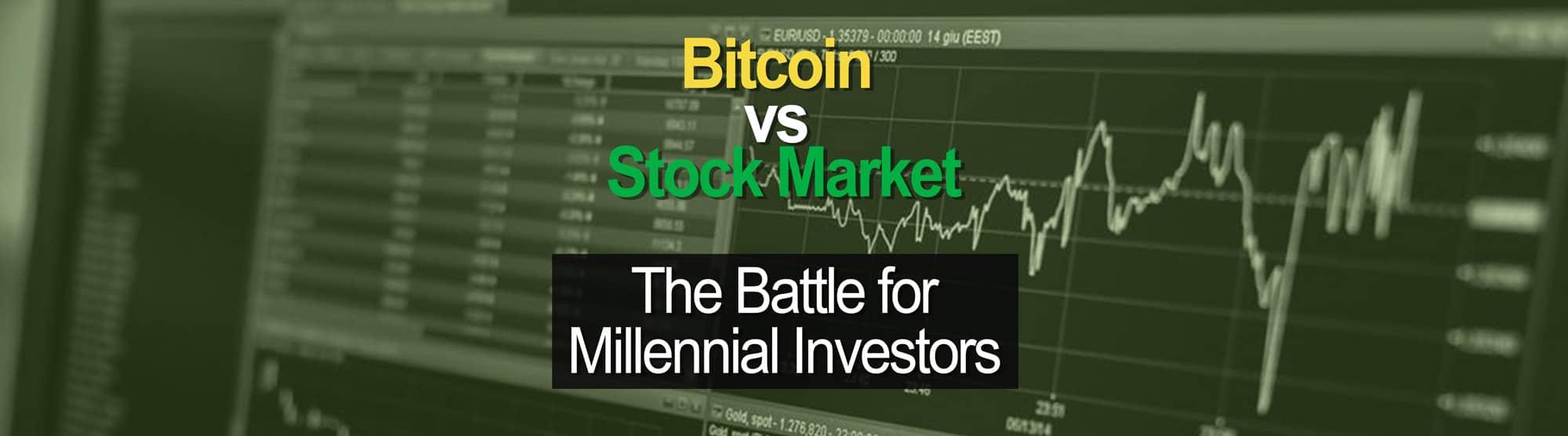 Bitcoin vs the Stock Market