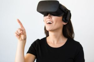 Shopping in Virtual Reality