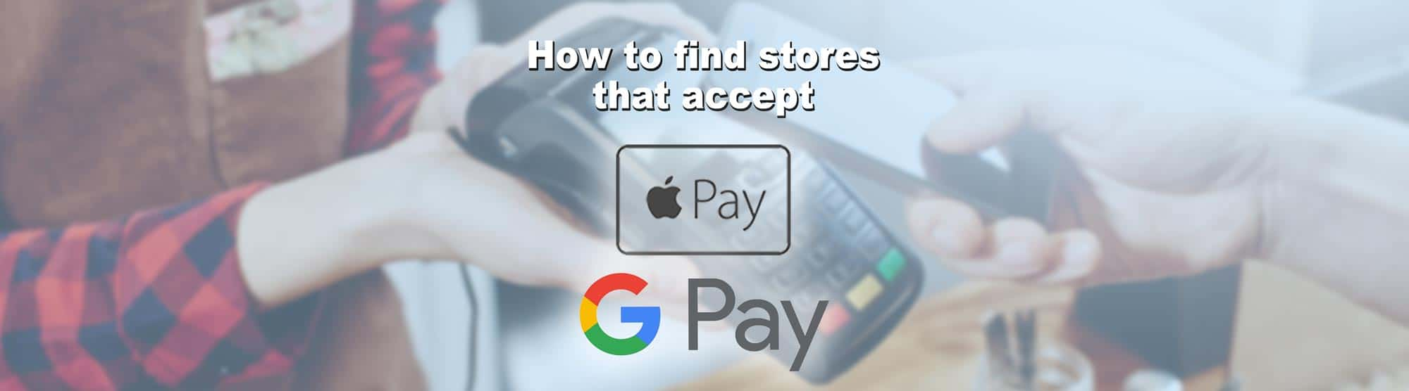 how to use google pay in store