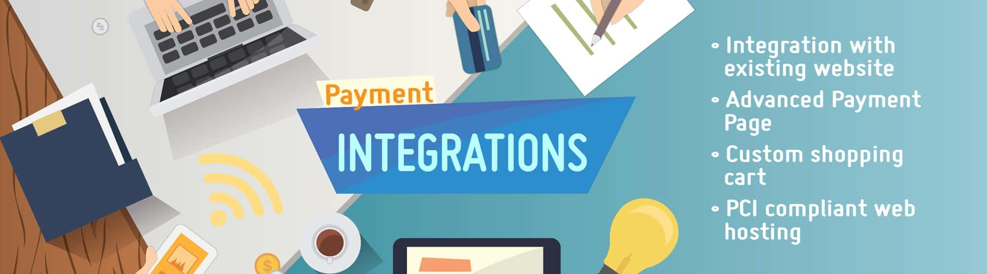 Integrated Payment Systems Banner