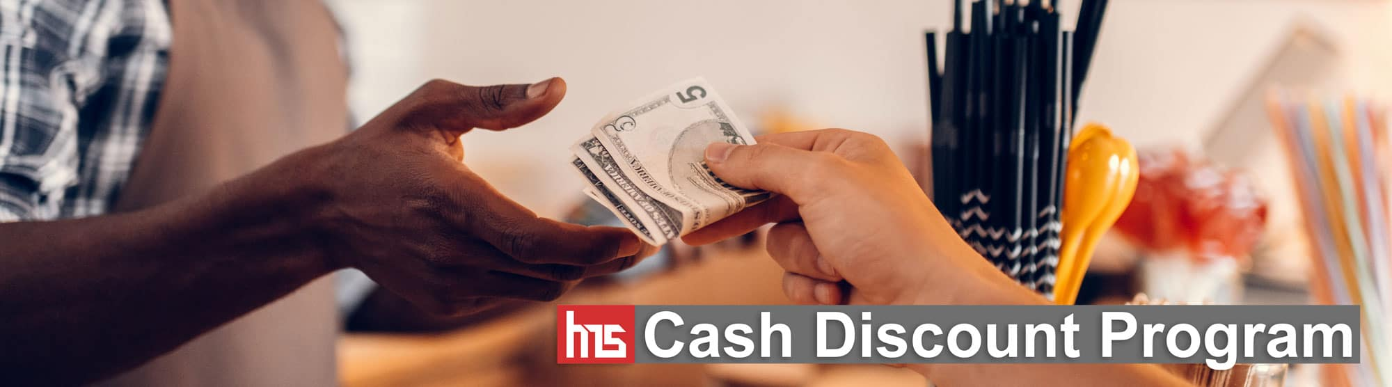 Cash Discount program