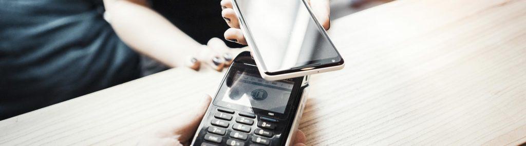 Contactless Payment Processing Terminal