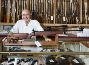 firearm dealer