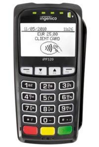 Ingenico iPP320 terminal