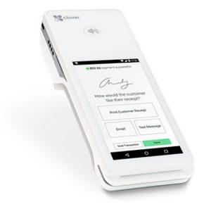 Clover Flex POS mobile
