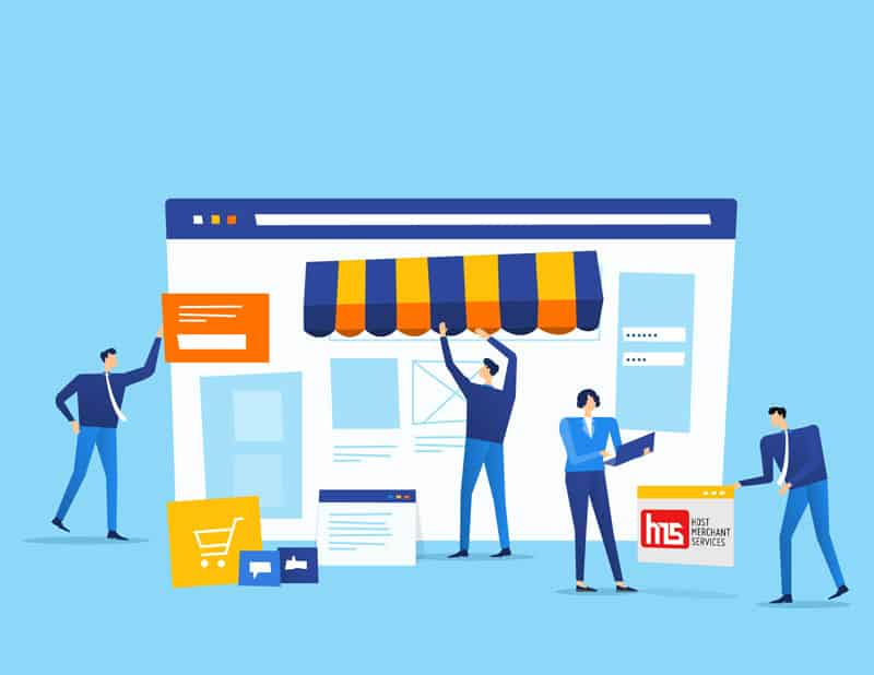 Integrating ecommerce payments into your website
