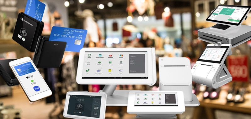several point of sale systems
