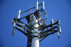 5G Cellular Tower Mobile Payments