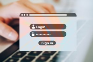 online e-commerce merchant password