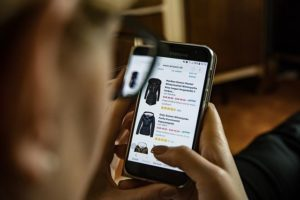 Online E-commerce Mobile Payments