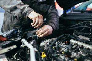 Auto Mechanic Fixing Engine