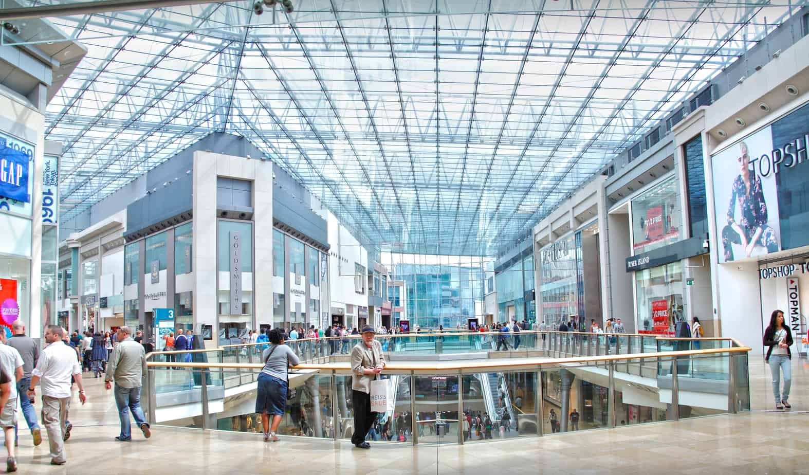 retail merchant mall