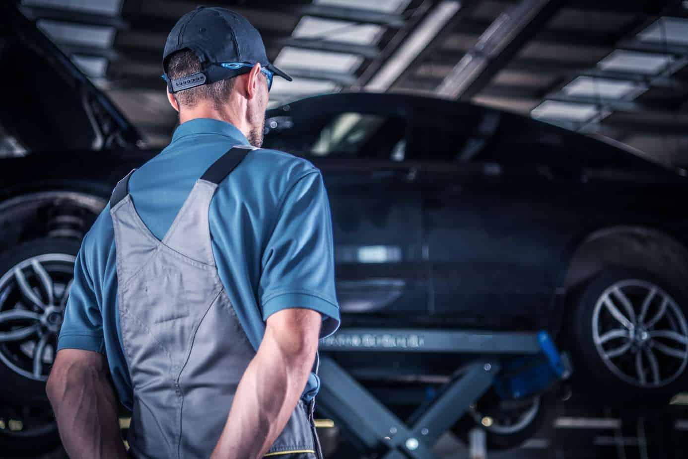 Auto Service Mechanic