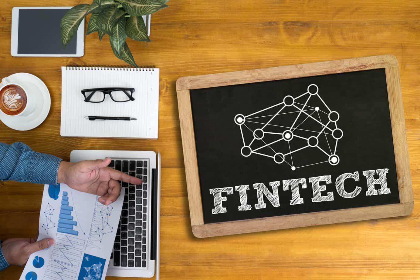 Fintech Investment Financial Internet Technology 70223887
