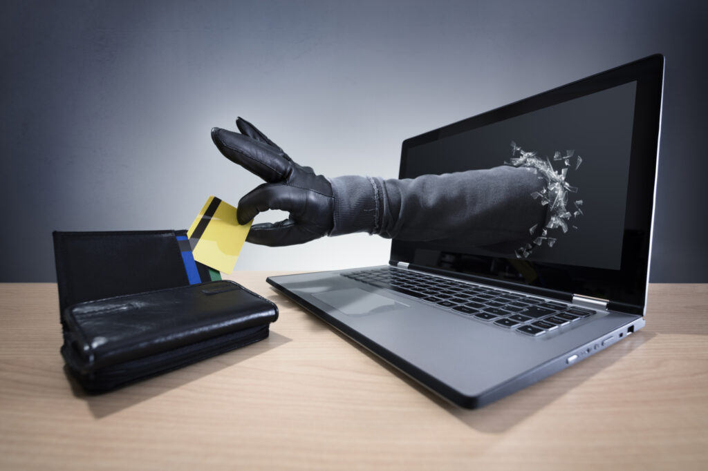 internet crime and electronic banking security 56153101