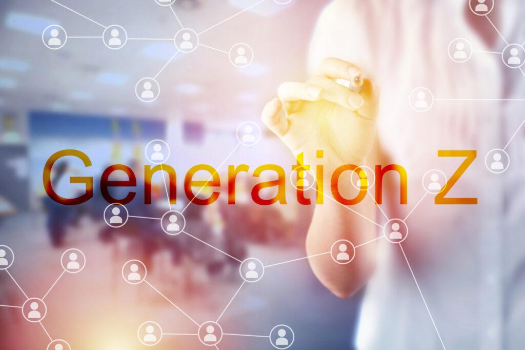 generation z business concept 109099249