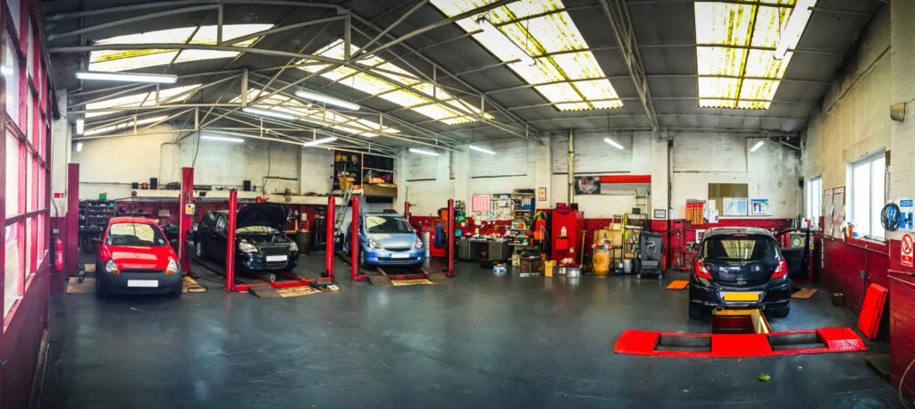 auto car repair shop 56409562