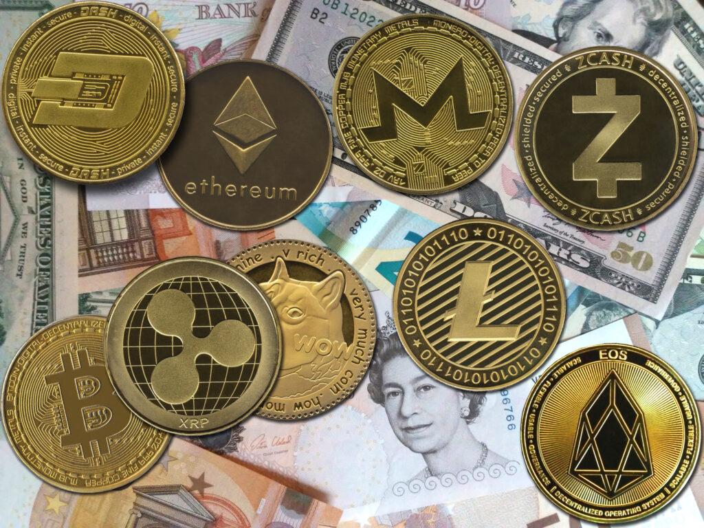 money and crypto 216802268